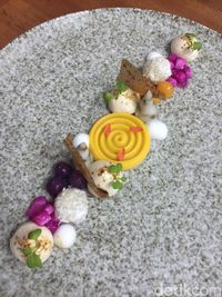 Rahasia Chef Ragil Ubah Tampilan Gulai hingga Rendang Jadi Modern