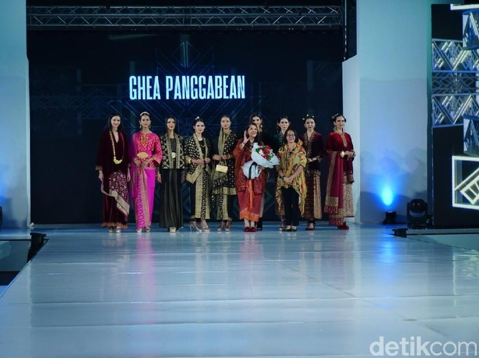Ghea Panggabean. Foto: Daniel/Detikcom