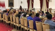 Terima Organisasi Kesehatan, Jokowi Dapat Masukan soal Tenaga Kesehatan