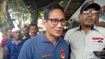 Sandiaga Jelaskan Alasan Kampanye Terpisah dengan Prabowo di Luar Jawa