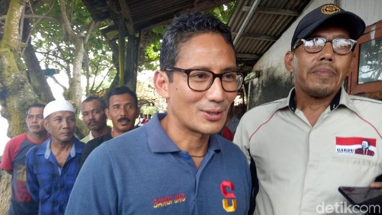 Sandi Bicara Lagi Soal Wisata Halal Bali Singgung Kunjungan