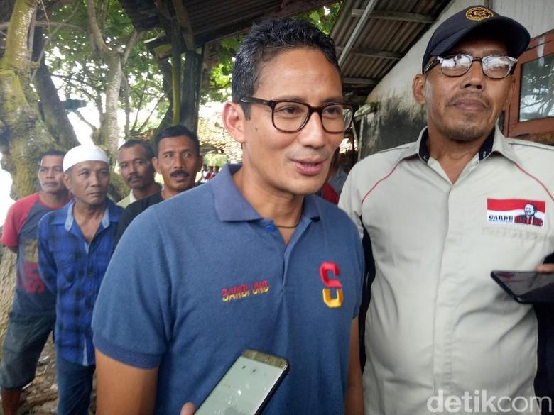 Sandiaga akan Tunaikan Janji Jokowi Buyback Saham Indosat