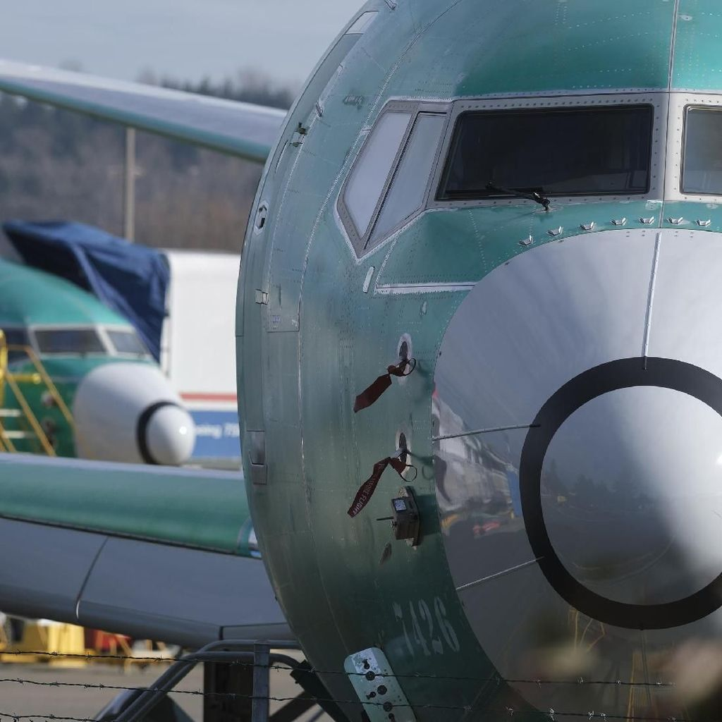 Otoritas Penerbangan Global Gagal Sepakati Waktu Kembalinya Boeing 737 MAX