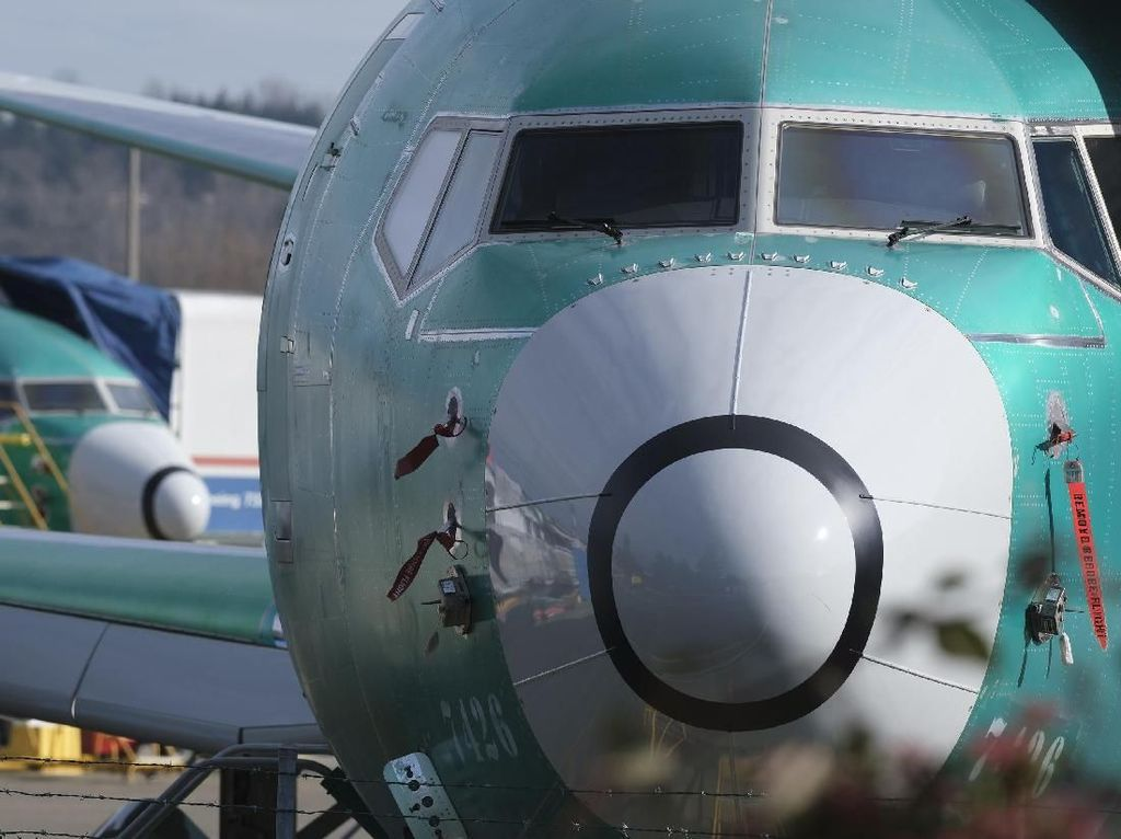Boeing 737 Max 8 Dilarang Jadi Angkutan Lebaran 2019