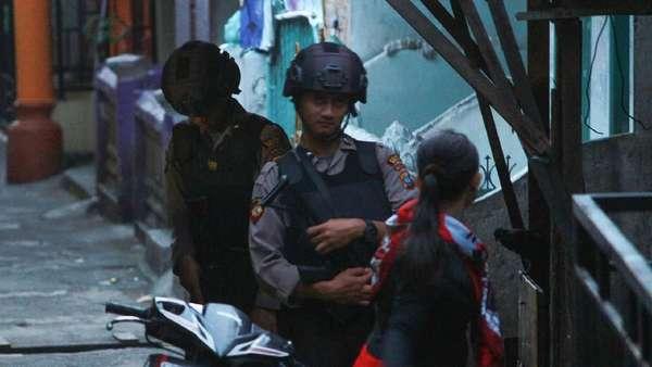 Polri Pastikan Bom Abu Hamzah Bukan untuk Serang Jokowi di Sibolga