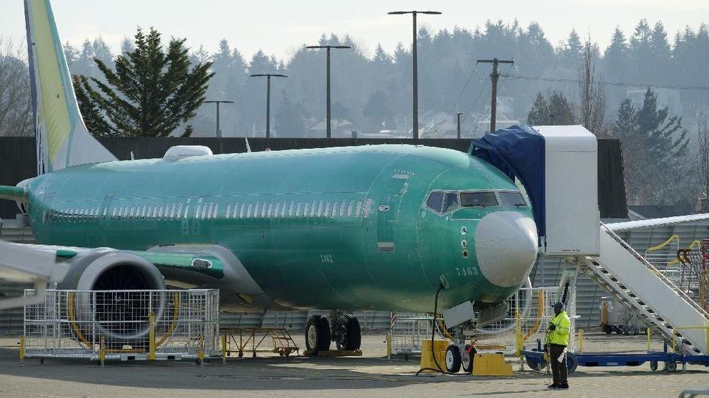 Boeing Mau Buka Bengkel Pesawat di Indonesia