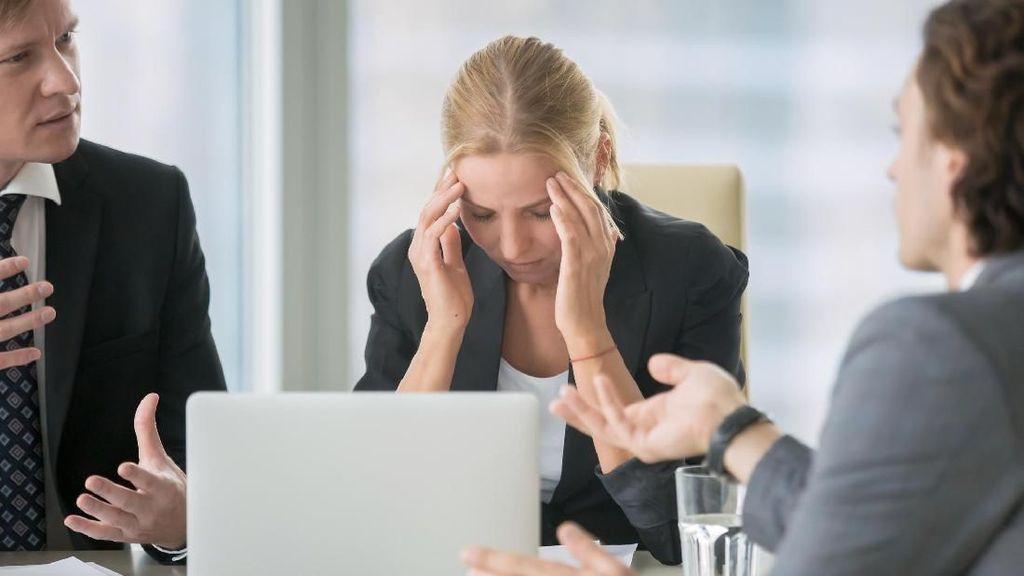 Studi: Begadang 16 Menit Saja Bisa Picu Stres Bekerja