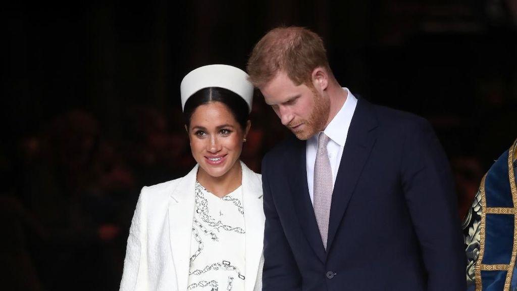 Putra Meghan Markle Diprediksi Punya Karakter Seperti Ratu Elizabeth
