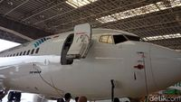 Saham Garuda Lengser ke Rp 535 Pasca Pembatalan Pesanan B737 MAX 8