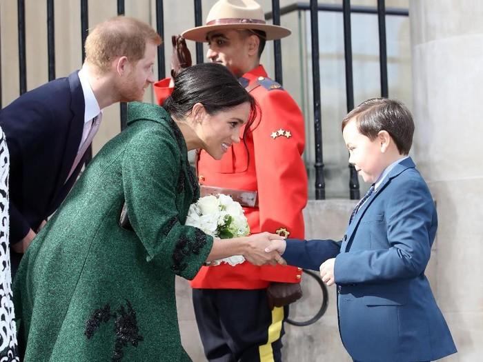 Pangeran Harry dan Meghan Markle. (Foto: Getty Images)
