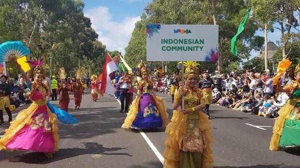 Semarak '10 New Bali' Kembali Meriahkan Festival di Melbourne