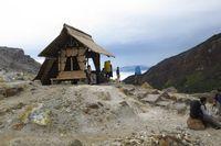 Di Ketinggian Gunung Semeru hingga Rinjani Tetap Bisa Jajan Cuanki dan Gorengan