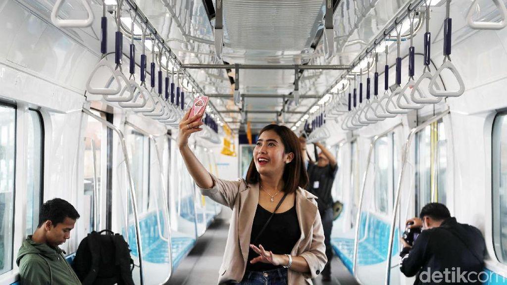 Ini Urutan Stasiun MRT Jakarta dari yang Paling Populer