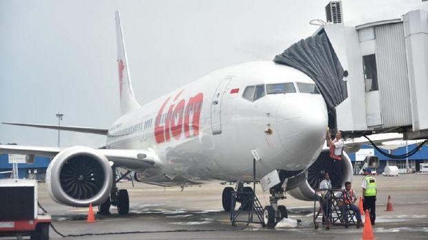 Lion Tunda Pengiriman Boeing 737 MAX 8 Pasca-Kecelakaan
