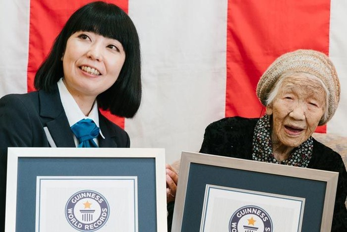 Foto: Guinness World Records