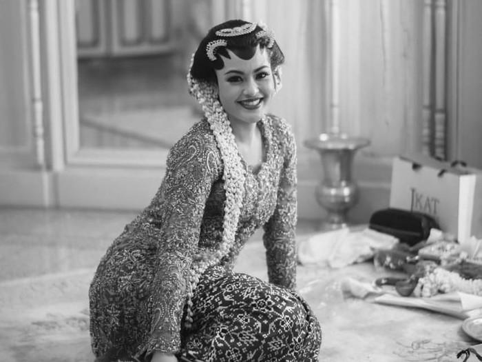 Putri Keraton Solo Tunku Atiah Menikah dengan Kebaya Didiet Maulana. Foto: Dok. Owlsome Project