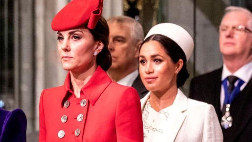 Kalahkan Kate Middleton, Meghan Markle Masuk Daftar Wanita Paling Berpengaruh
