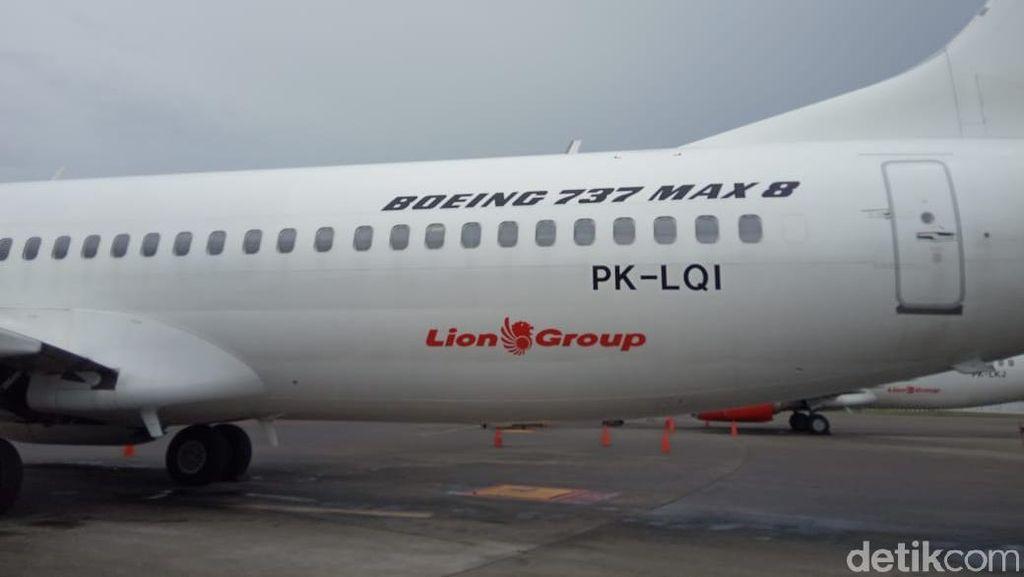 Boeing 737 MAX 8 Lion Air Dikandangkan, Bagaimana Nasib Penumpang?