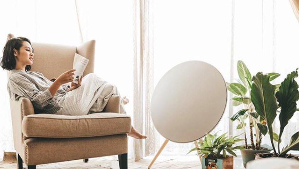 Intip 5 Cara Andien Mendekor Rumah agar Terlihat Instagramable