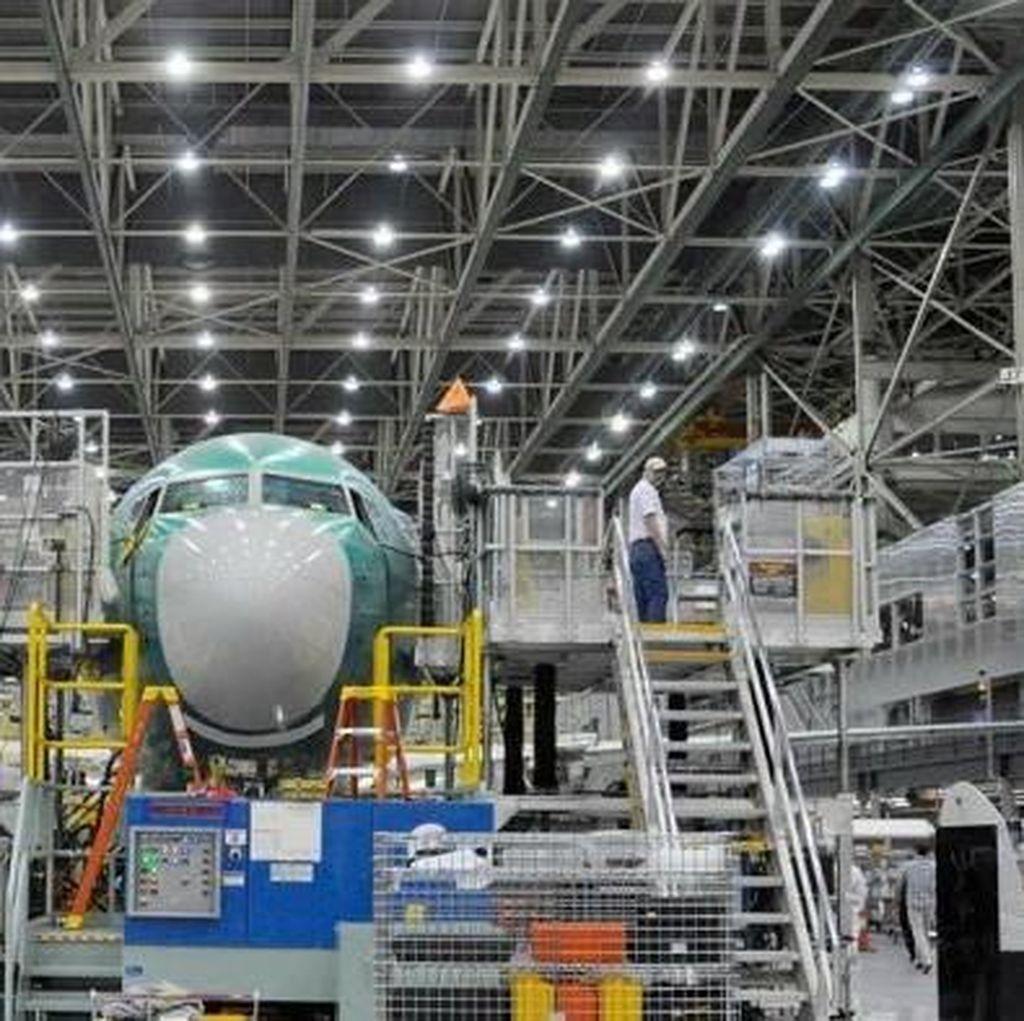Pesanan Pesawatnya Dibatalkan Garuda, Bos Boeing Mau ke Indonesia