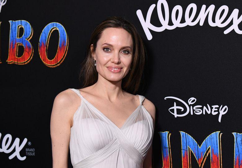 Meski tak tampil dalam film itu, Jolie akan kembali muncul di film Maleficent: Mistress of Evil.Emma McIntyre/Getty Images