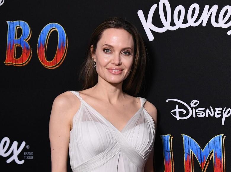 Angelina Jolie Bergabung di MCU Perankan The Eternals