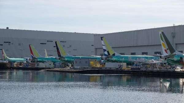 Badan Penerbangan AS: Tak Ada Dasar Untuk Kandangkan Boeing 737 MAX 8