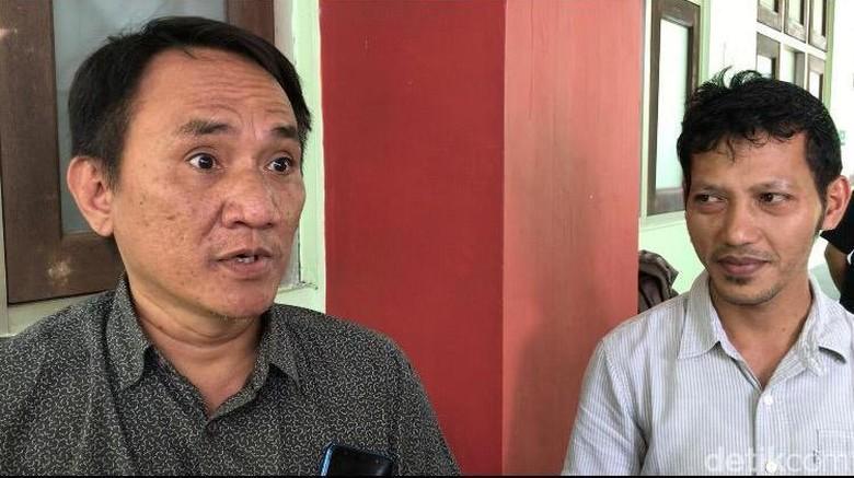 PWI: Tak Ada Iktikad Buruk Karni Ilyas Terkait Penyiaran Foto Andi Arief