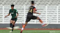 Timnas U-23 Ditahan Imbang Semen Padang 2-2
