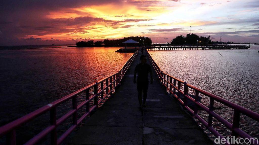 Ini Lho Ikon Kebanggaan Pulau Tidung yang Instagramable