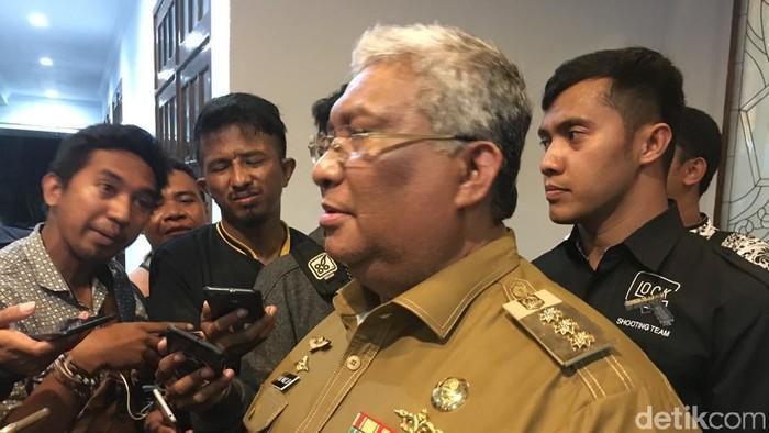 Gubernur Sulawesi Tenggara (Sultra), Ali Mazi