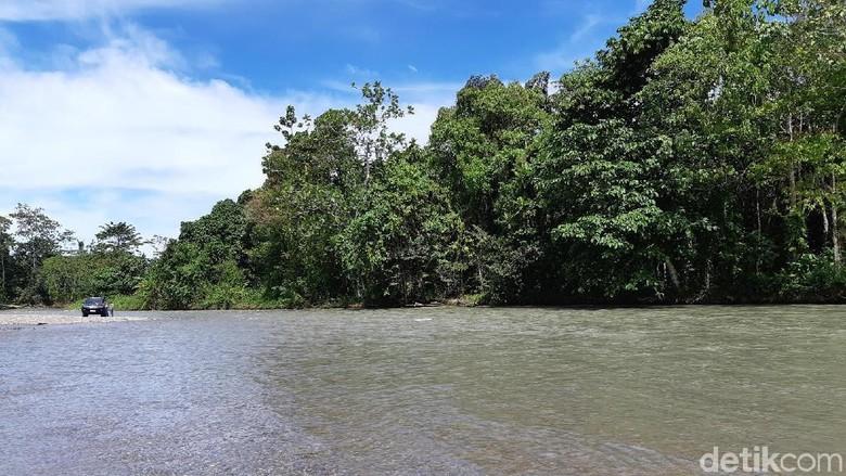 Kali Jodoh Tambrauw (Bonauli/detikcom)