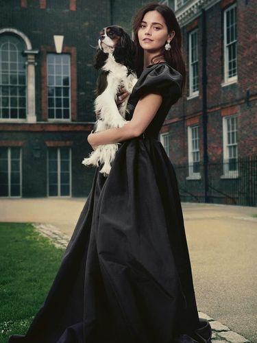Permalink to Ketika Mantan Cantik Pangeran Harry Lakukan Pemotretan di Istana Kensington