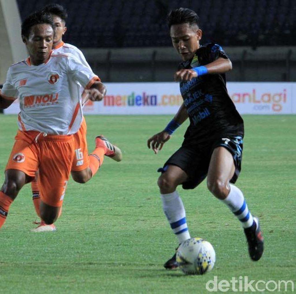 Perseru Lampung FC Ingin Jadi Tim Kuat dan Disegani di Liga 1