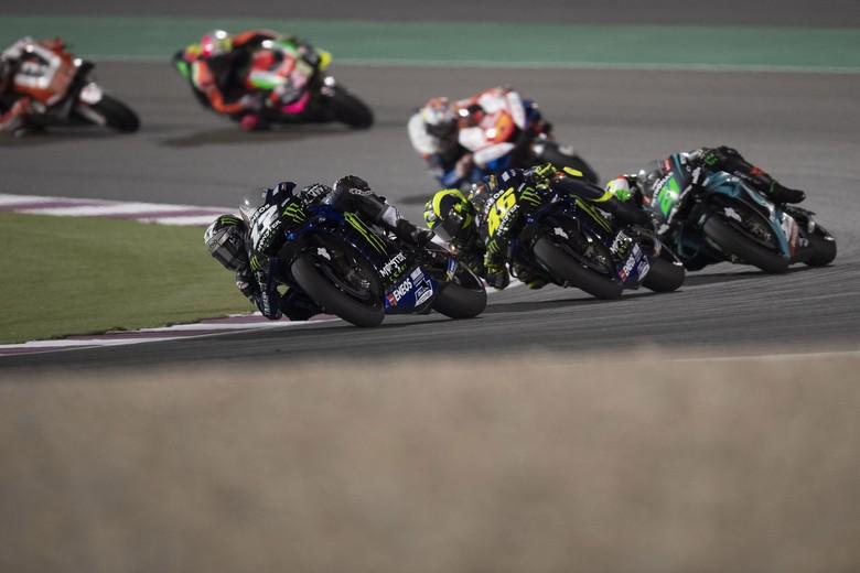 Ilustrasi MotoGP. Foto: Mirco Lazzari gp/Getty Images