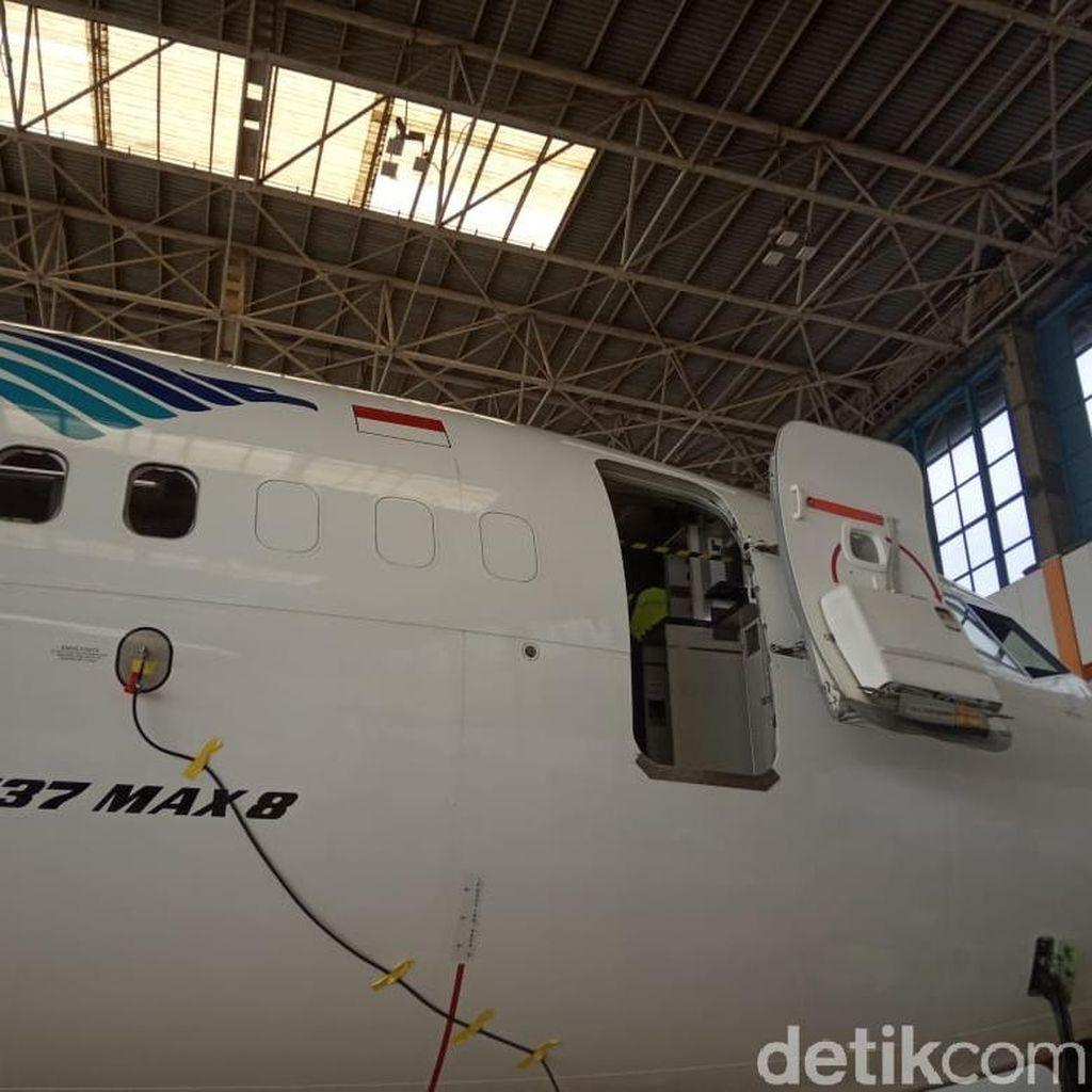 Batalkan Boeing 737 MAX 8, Garuda Sudah Bayar Tanda Jadi Rp 3,6 M