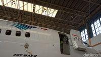 Batalkan Boeing 737 MAX 8, Garuda Sudah Bayar Tanda Jadi Rp 364 M