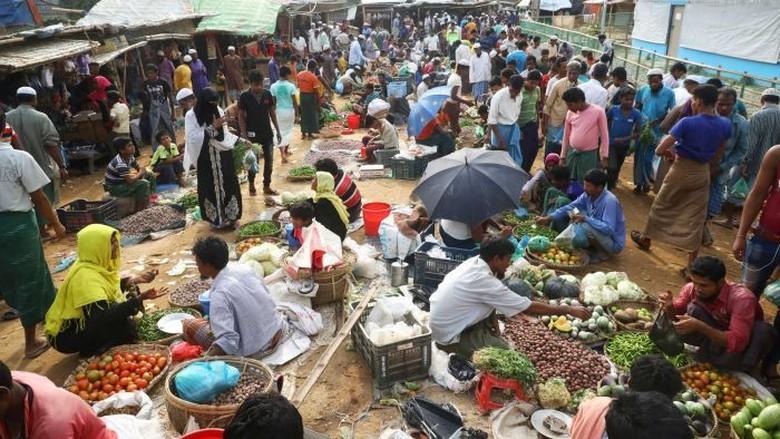 Bangladesh Akan Pindahkan Pengungsi Rohingya ke Pulau Terpencil