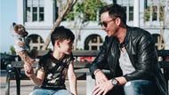 7 Momen Kekompakan Mike Lewis & Kenzou yang Mulai Beranjak Besar