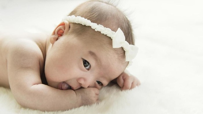 Nama bayi perempuan Jepang terpopuler selain Reiko/ Foto: iStock