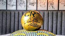 Tidur di Hotel Cristiano Ronaldo, Bisa Dapat Tanda Tangannya