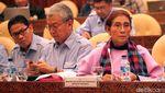 Menteri Susi dan DPR Rapat Bahas Anggaran KKP