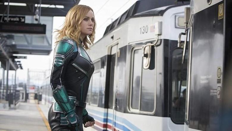 Captain Marvel (Foto: (Marvel Studios)
