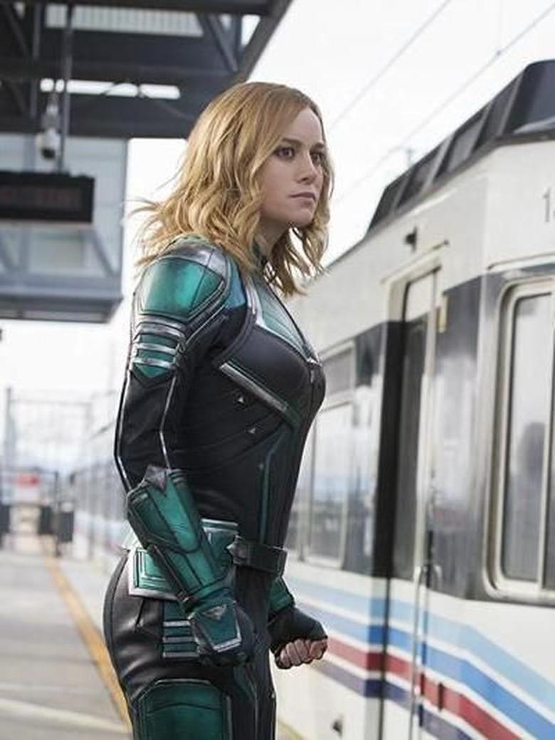 Captain Marvel Lengkapi Puzzle Plot Cerita Avengers