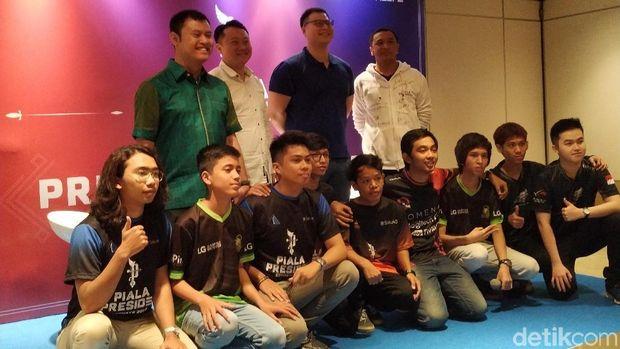 Ajang eSport Piala Presiden Masuki Final, Ini Tim yang Tanding