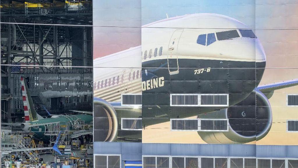 Pesawatnya Jatuh, Boeing Singgung Masalah Kemampuan Pilot