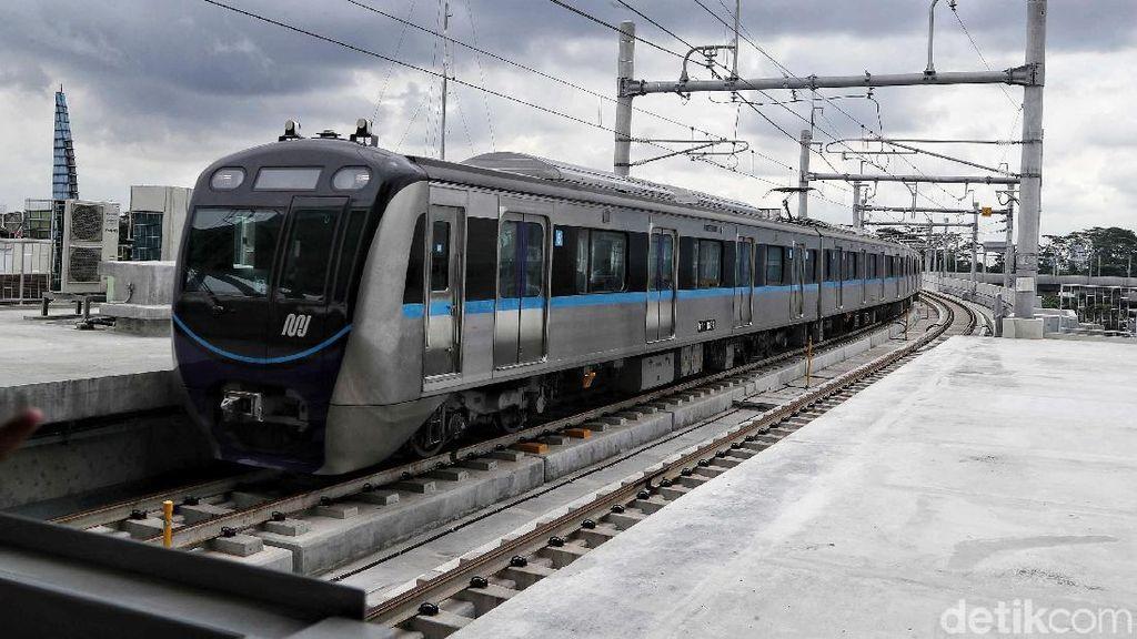 Jakarta Punya MRT Pertama RI di Usia 492 Tahun