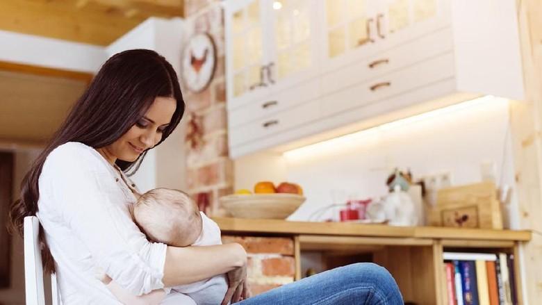 Pantangan makanan ibu menyusui/ Foto: iStock