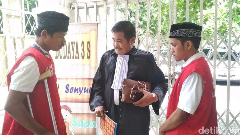 Jaksa Tuntut Begal Potong Tangan di Makassar 17 Tahun Penjara