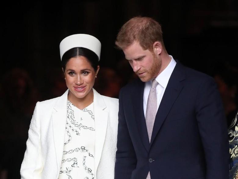 Cari Pengasuh Anak, Pangeran Harry-Meghan Markle Siap Beri Gaji Rp 1,3 M